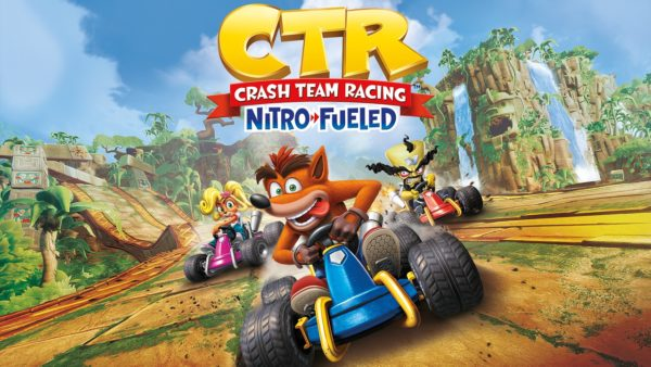 Crash Team Racing - Nitro Fueled - PS4 Secondary Account (Europe/Arabic)