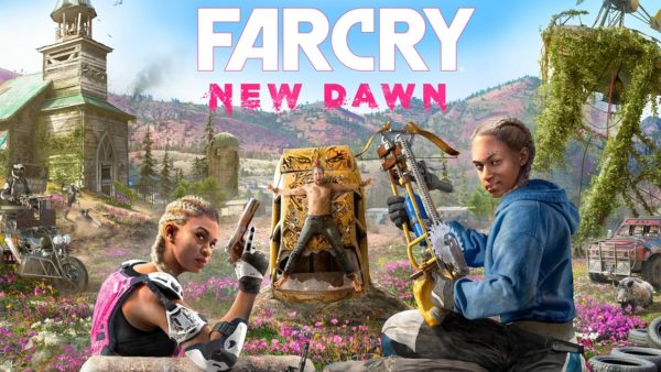 Far Cry New Dawn - PS4 Primary Account (Europe)