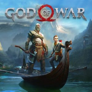 God of War- PS4 Primary Account (US)