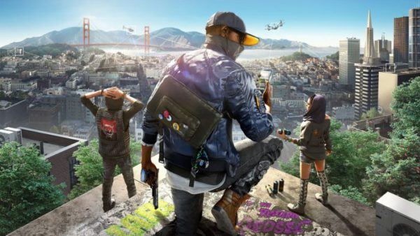 Watch Dogs 2- PS4 Primary Account (Europe)