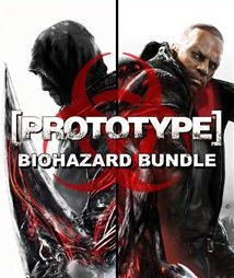 Prototype® Biohazard Bundle- Xbox Sign in Account