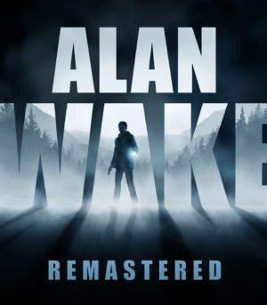 Alan Wake poster
